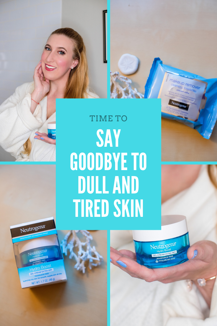 Say goodbye to dull & tired skin with Neutrogena at Rite
