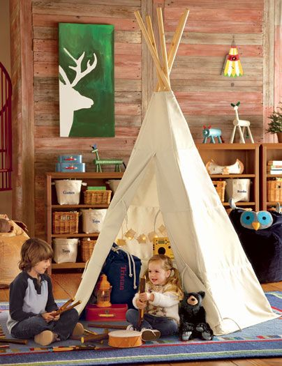 Teepee Tent By Pottery Barn Kids 199 00www Potterybarnkids