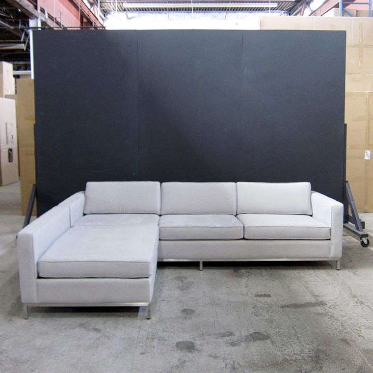 Leather Sofa Bed Toronto: Club Sectional STYLEGARAGE