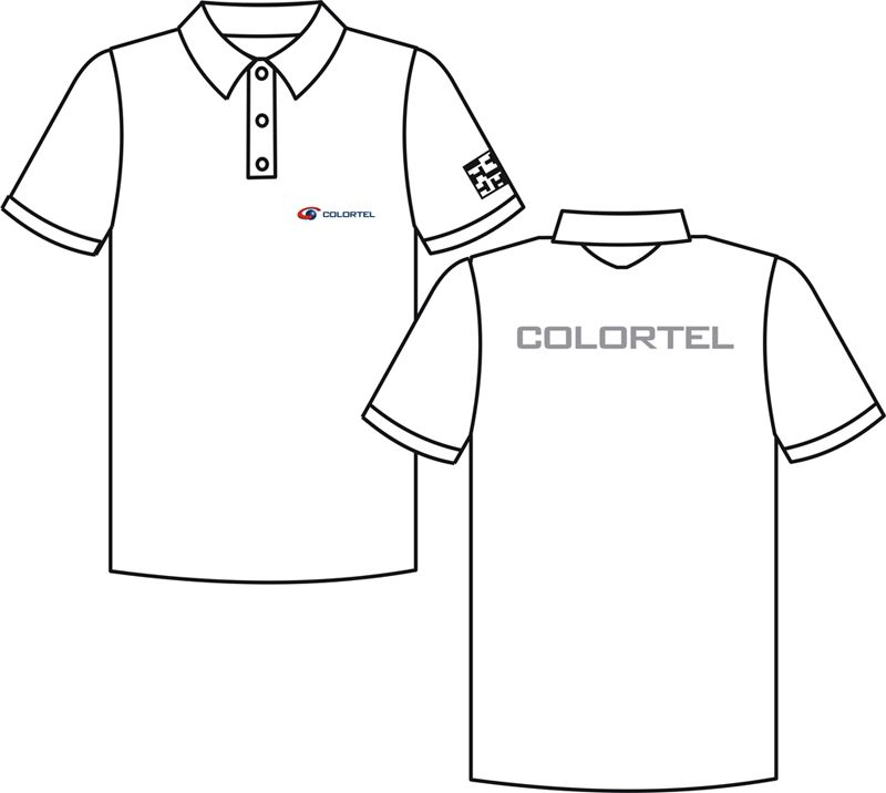 Colortel Uniformes Lm Creative Design Uniformes Moda Hombre