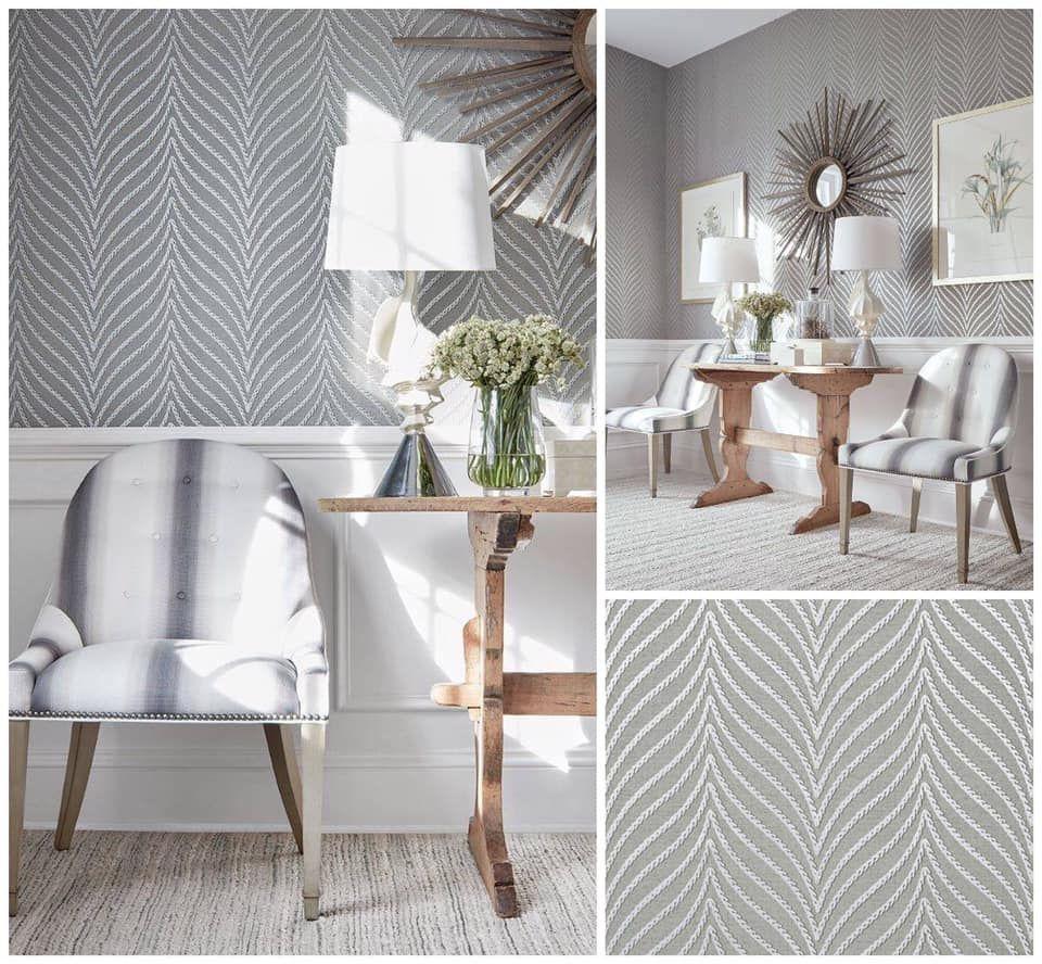 Thibaut Wallpaper Interior Herringbone Wallpaper Storing Paint