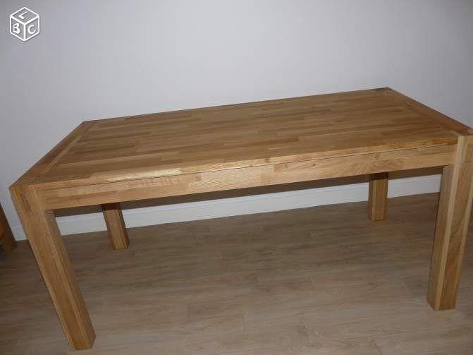 Table Manger Adam Essonne À CmConforamaAmeublement Salle 160 Yby6vf7g