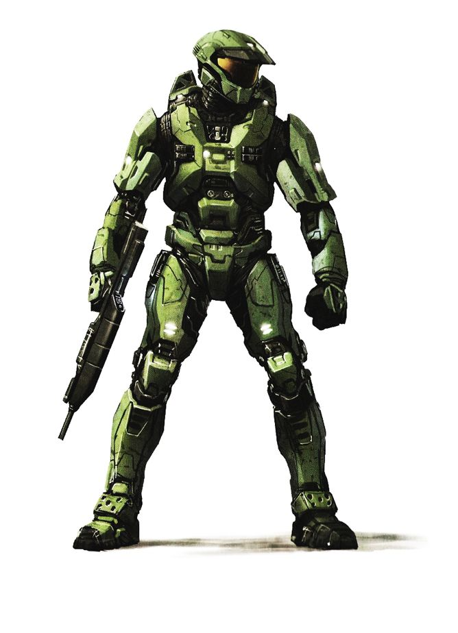 Halo Concept Art Mark V Or Iv Hard To Tell Halo Halo Spartan