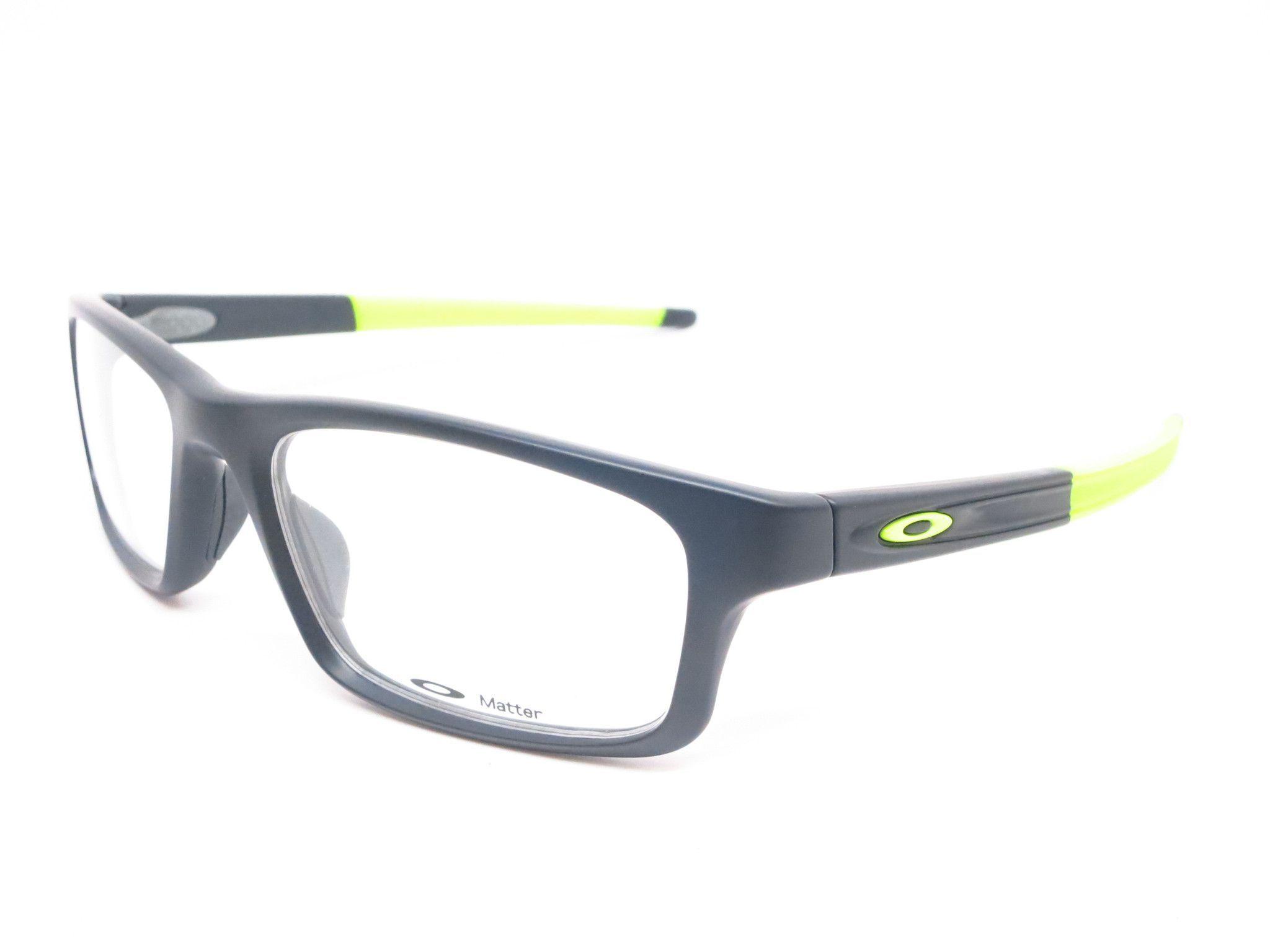 6dfd23b2dc Oakley Crosslink Pitch OX8037-0954 Satin Black Eyeglasses