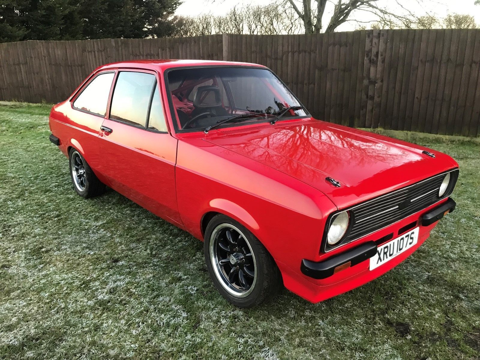 eBay: Ford Escort mk2 RS2000 rally race classic #classiccars #cars ...