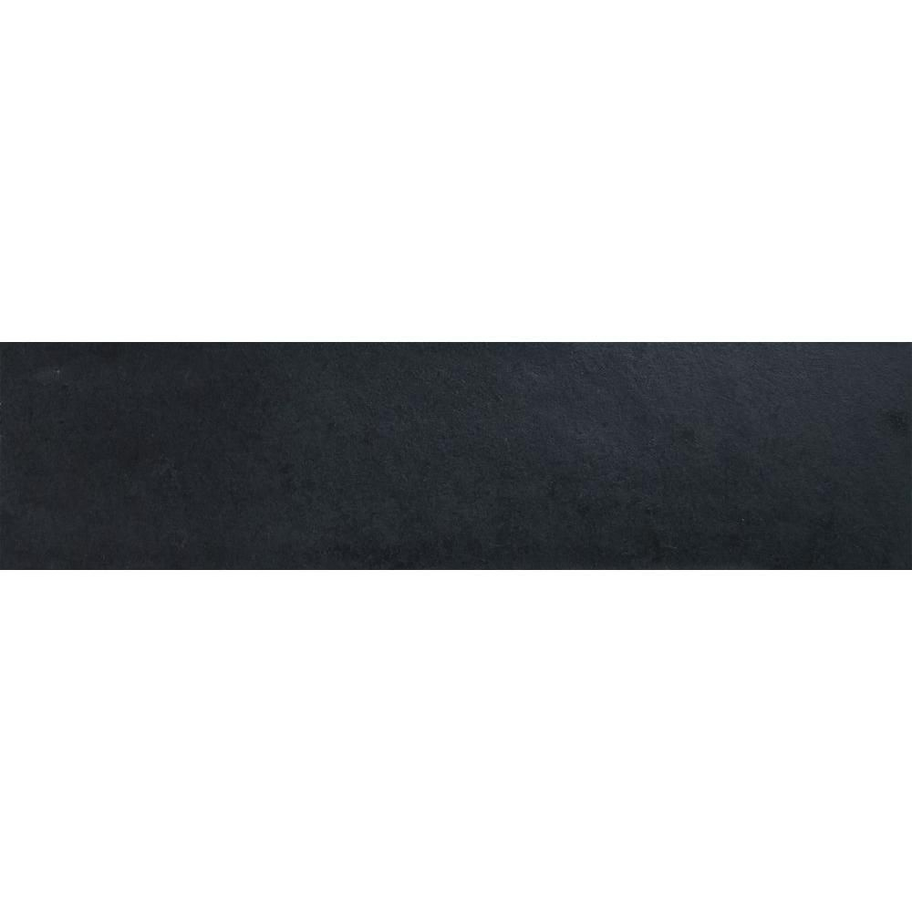 MS International Hampshire 6 in. x 24 in. Gauged Slate Floor and ...