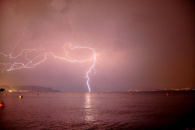 My first lightning by quicksilv3r