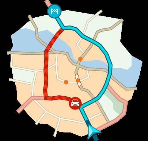 London traffic | TomTom City