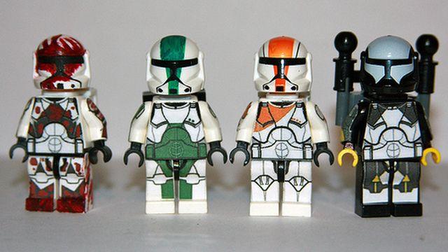 lego delta squad   star wars clones   Pinterest   Lego, Squad and ...