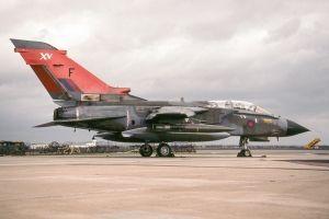 Military Aviation – XV Squadron marks its centenary as the Tornado GR4 flies on