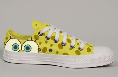 converse shoes song spongebob sang at the bubbler