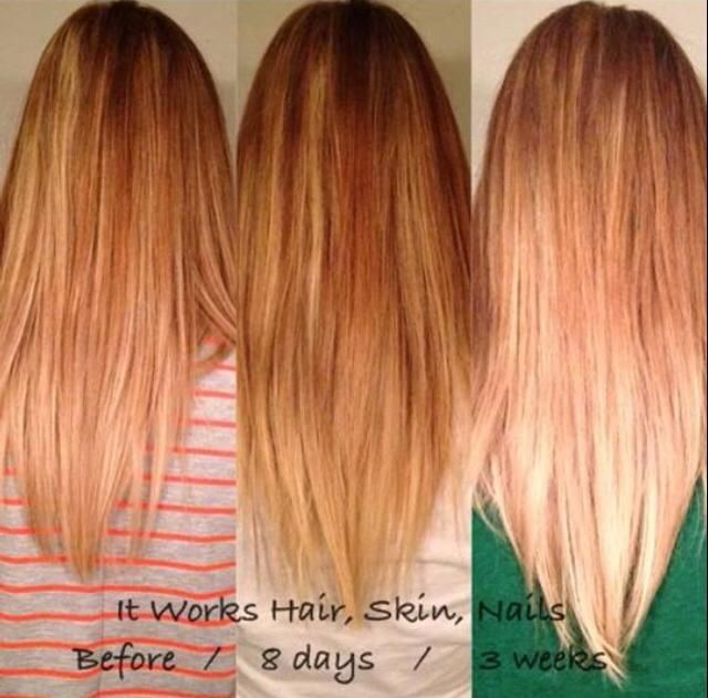 Hair Skin Nails is an all natural supplement full of keratin and ...