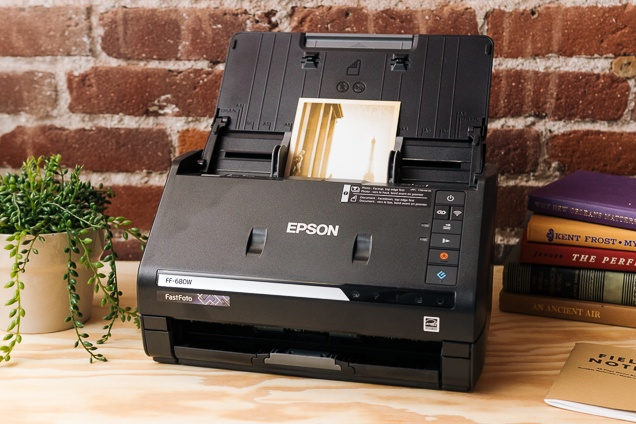 The Best Portable Document Scanner Good Things Epson