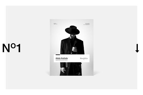 Graphic Design Portfolio by silukEight on @creativemarket Brochure - program proposal template