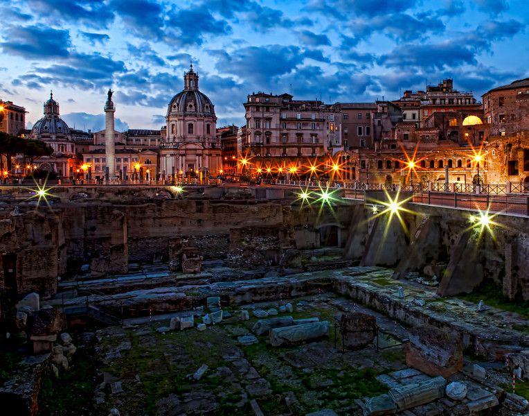 ANCIENT CITY - ROME, ITALY  from my friend Herbert Battle    check this one off the bucket list!