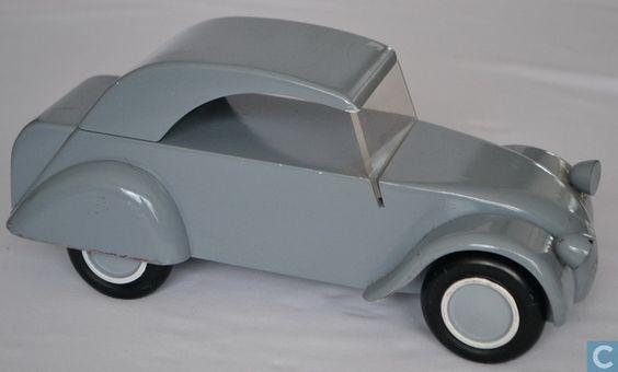 Voitures Miniatures Vilac Citroen 2cv Autitos De Madera Autos De Madera Carritos De Madera