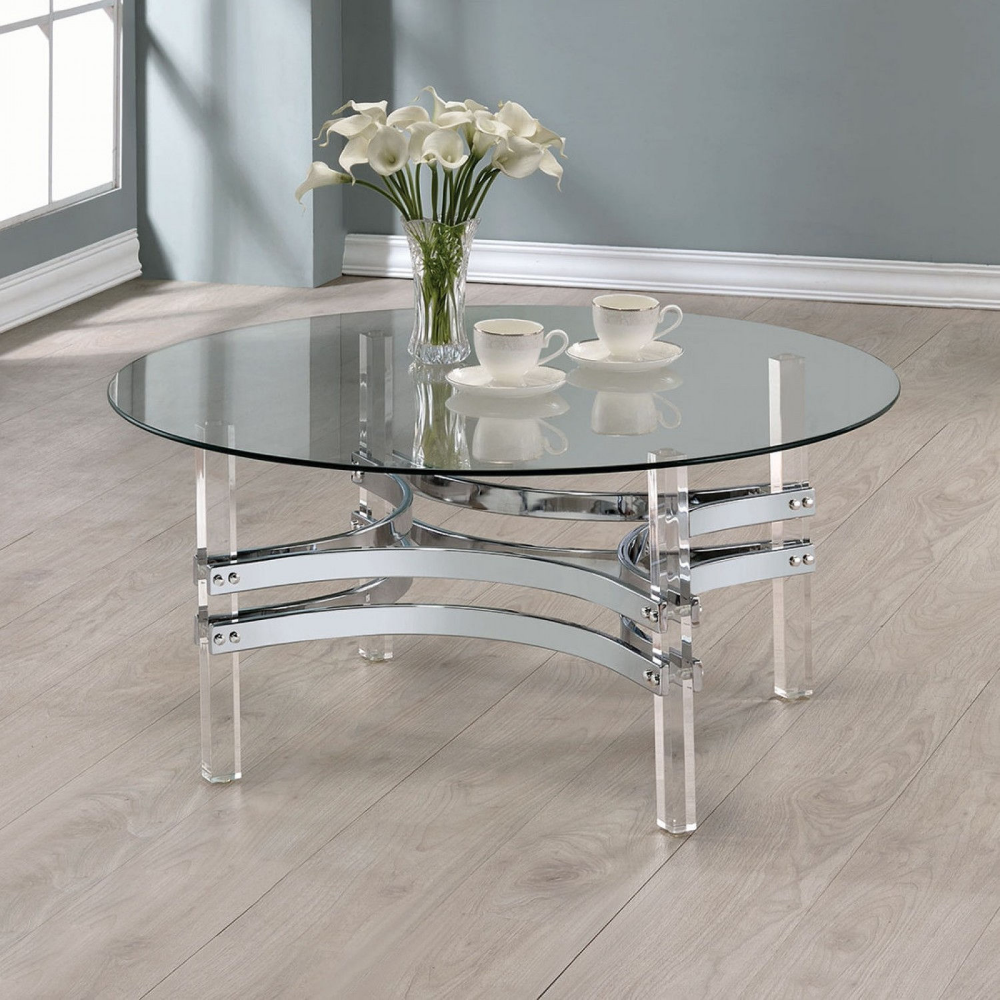 Cs708 Coffee Table 720708 Coaster Furniture Coffee Tables In 2021 Coffee Table Design Modern Coffee Table Glass Top Coffee Table [ 1000 x 1000 Pixel ]