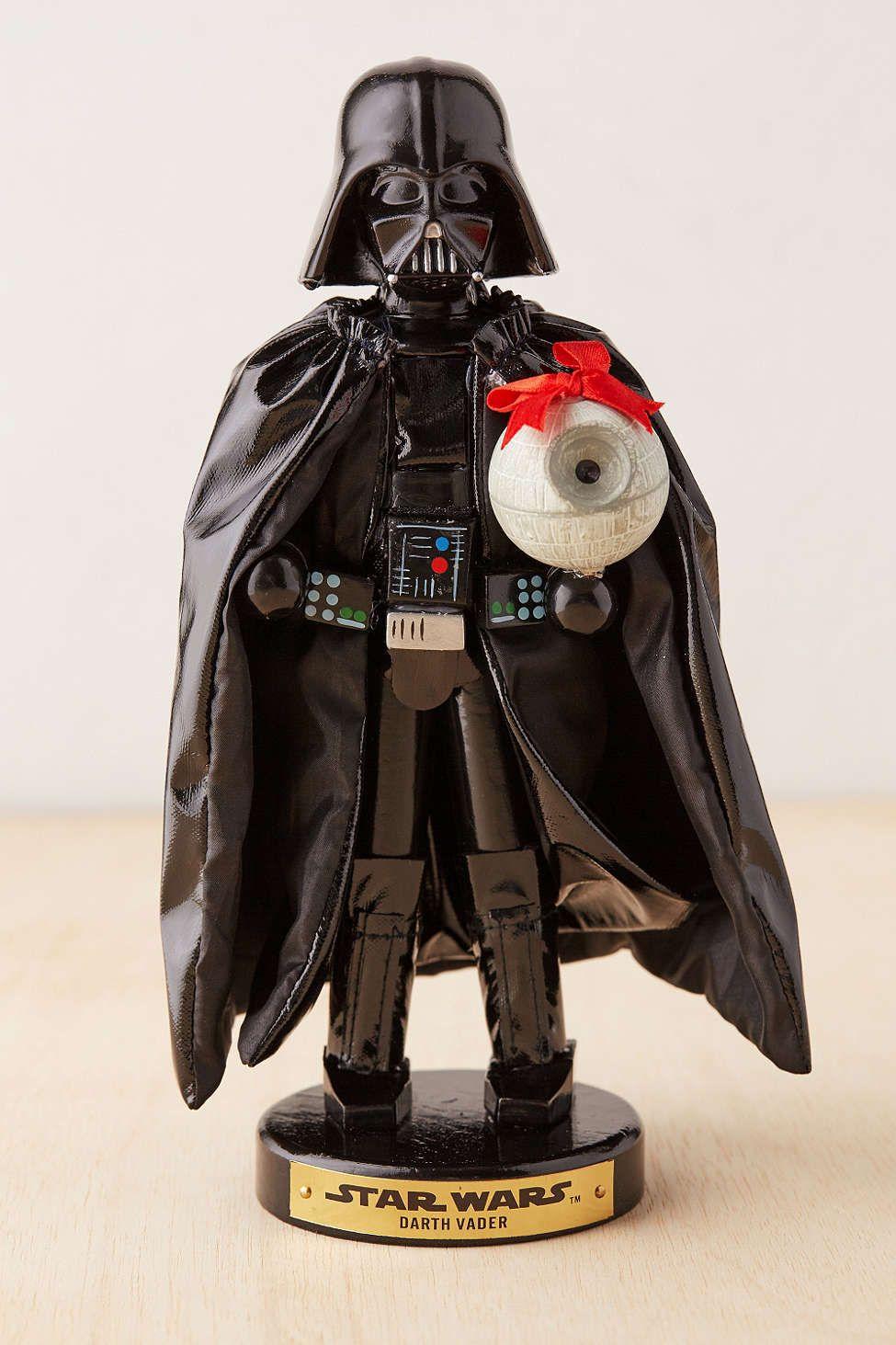 Darth Vader Nutcracker Hottest Star Wars Holiday