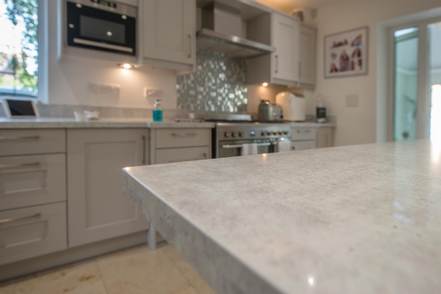 Charmant 99+ What Is Granite Overlay Countertops   Kitchen Nook Lighting Ideas Check  More At Http