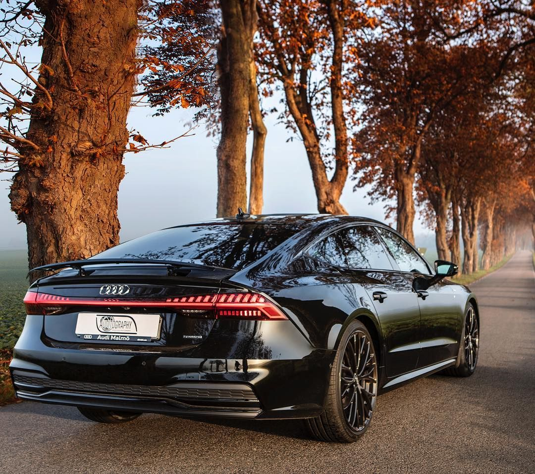 2019 Audi A7 @auditography On Instagram