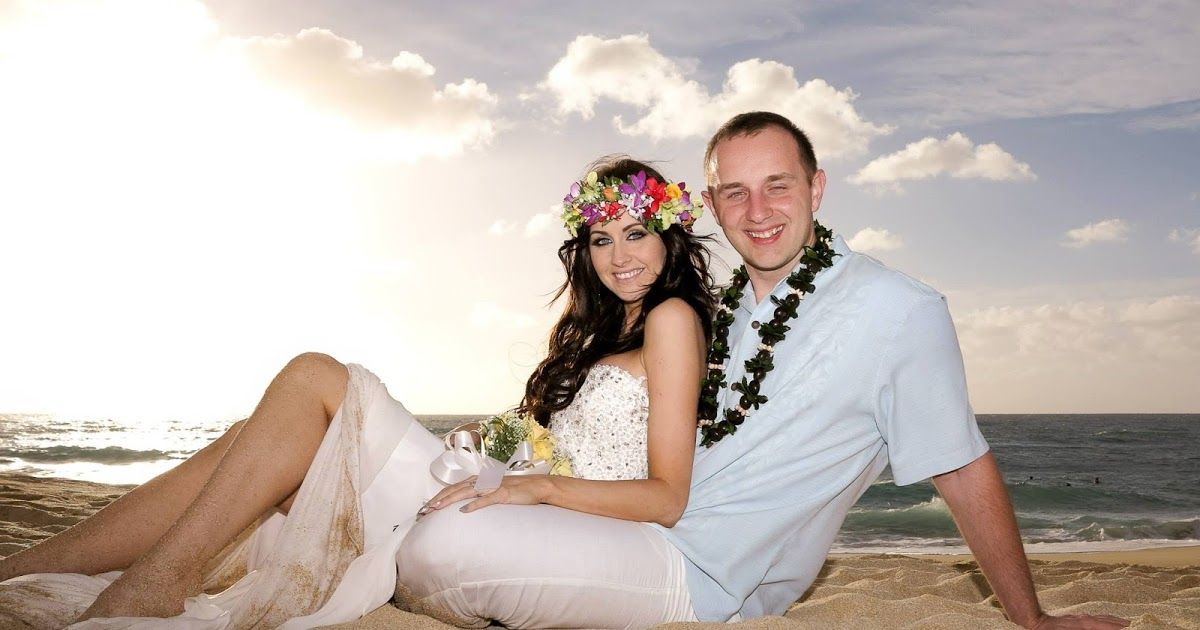 Personalized Hawaiian Wedding On A Shoestring Budget