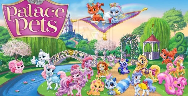 Pin by Megan Weeks on Disney Palace Pets Disney princess