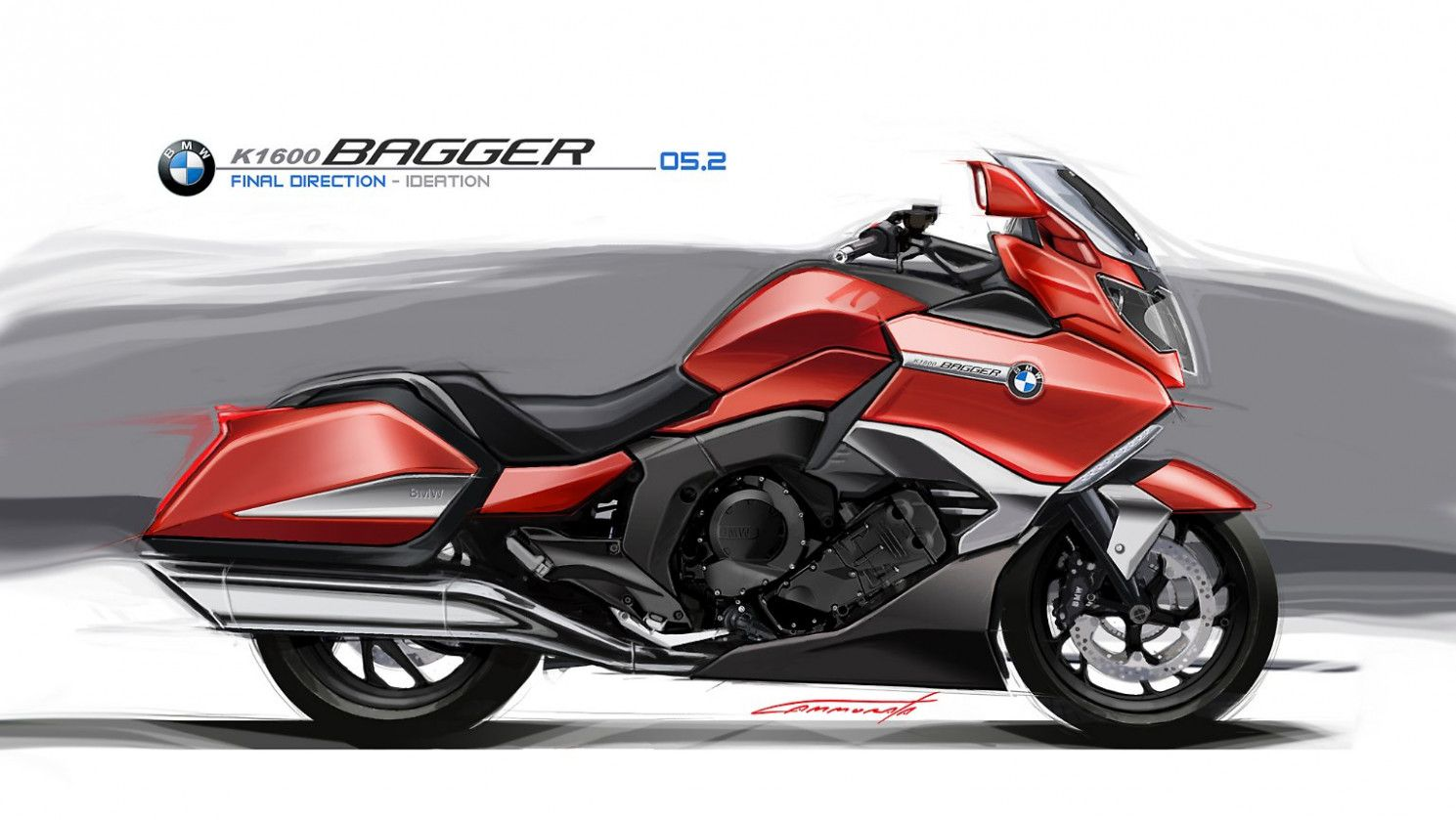2020 Bmw Bagger Motorcycle Design 2017 Bmw Bmw Motorcycles