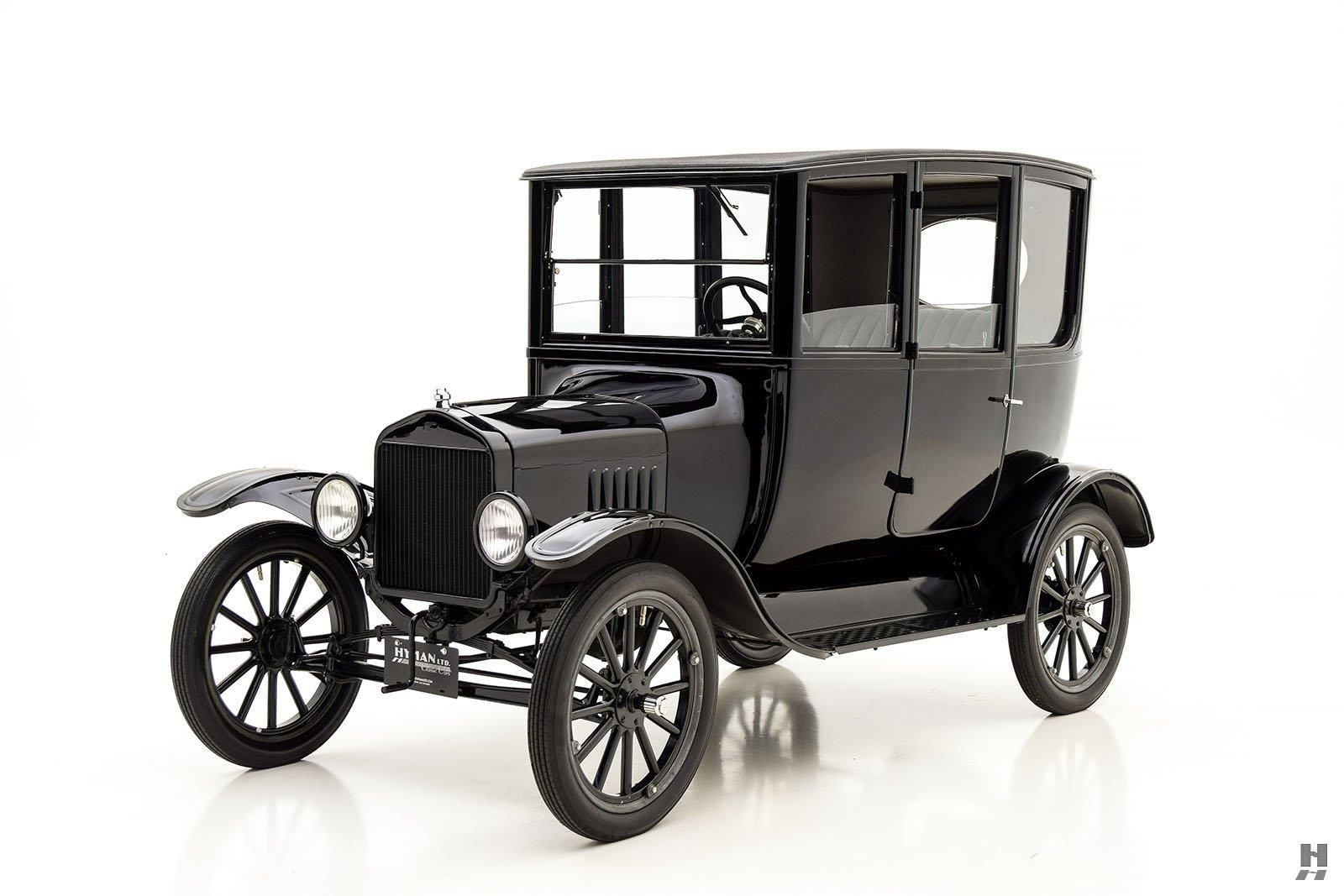 TBT On this day in 1908, the first Ford Model T rolled
