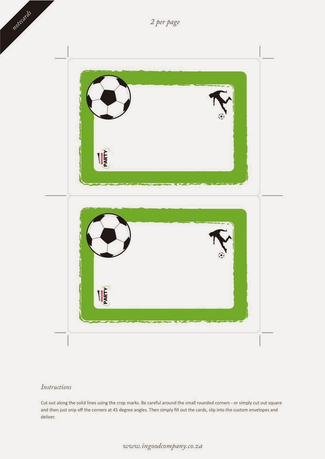 Kit Para Fiestas De Futbol Para Imprimir Gratis Fiestas