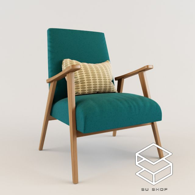 2810 Chair Sketchup Model Free Download In 2020