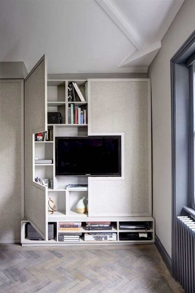 35 Cool Hidden Storage Ideas For Small Spaces With Images