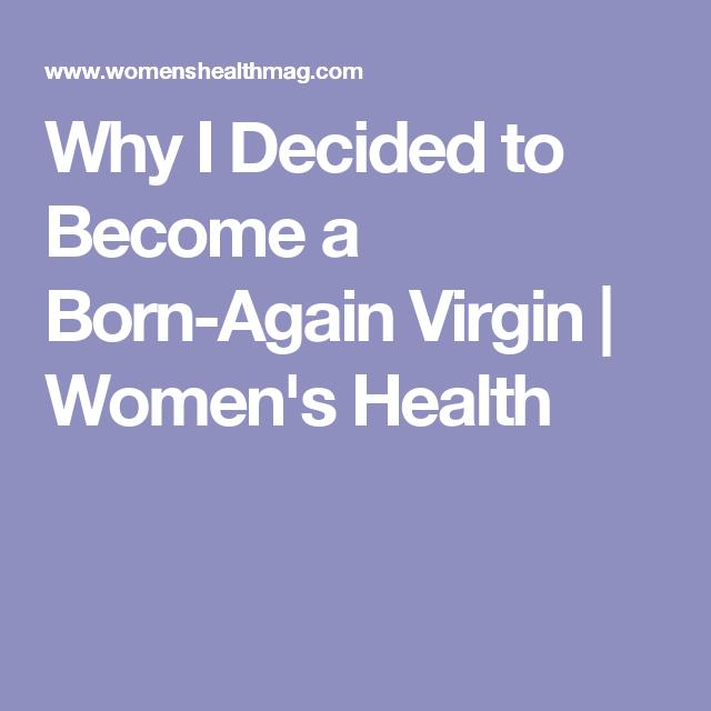 virgin sex health womens