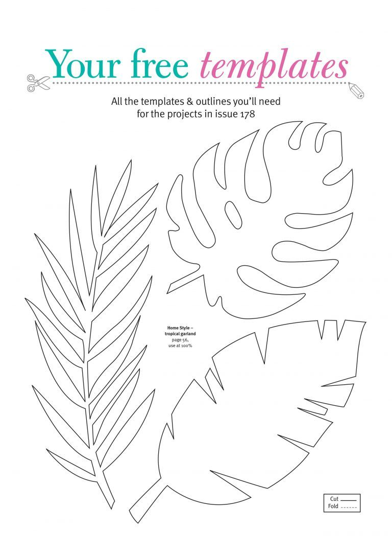 Free Papercraft Templates From Papercraft Inspirations 178