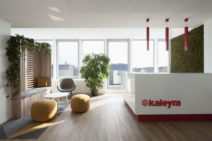 Office Tour: Kaleyra Offices - Milan | Arquitetura, Recepção