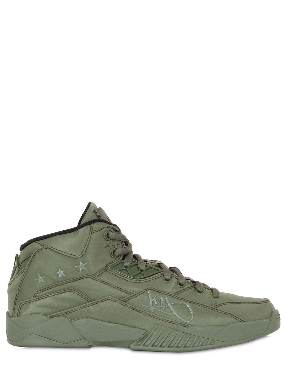 4ca9ba0678da ALPHA X K1X ANTI GRAVITY K1X NYLON SNEAKERS.  alphaxk1x  shoes ...