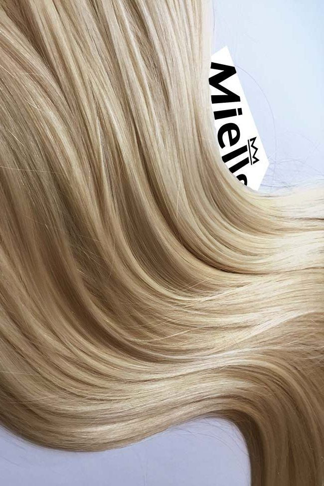 Champagne Blonde Color Swatch Champagne Blonde Hair Champagne