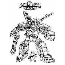 Top 25 Free Printable Power Rangers