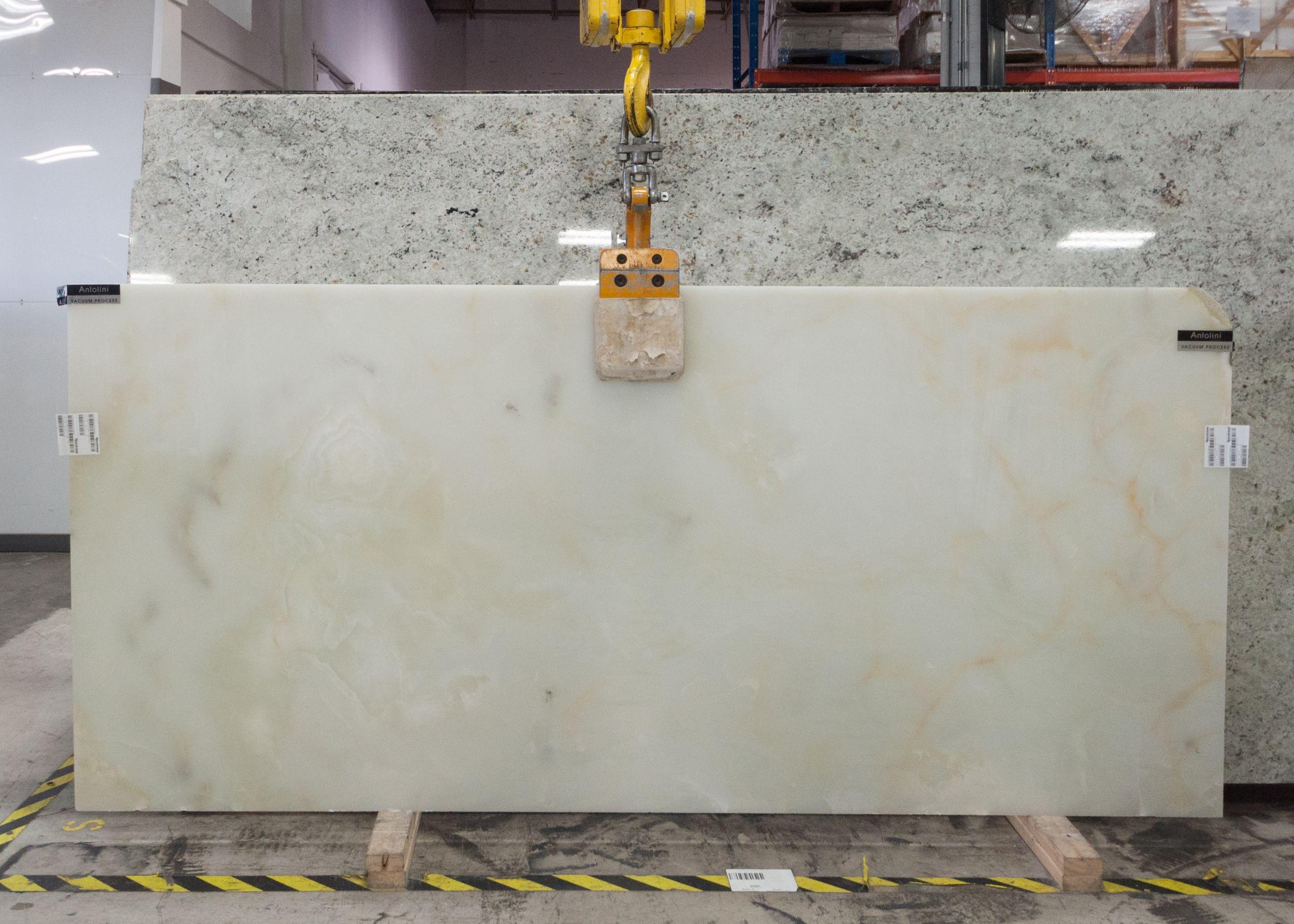 White Onyx Super Opustone Naturalstone Stone New Now Marble