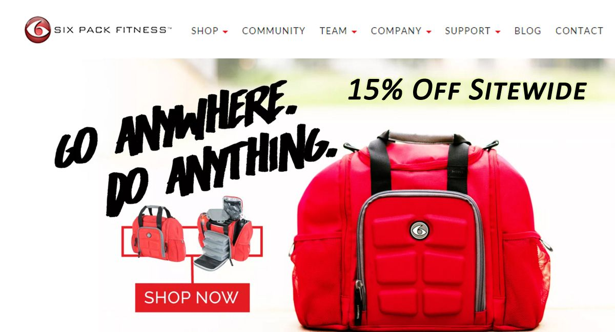 Get 15 On The Purchase Of All Your Orders For More Coupon Codes Six Packscoupon Codescouponsbags