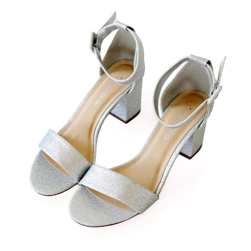 13+ Silver block heel sandals for wedding ideas in 2021