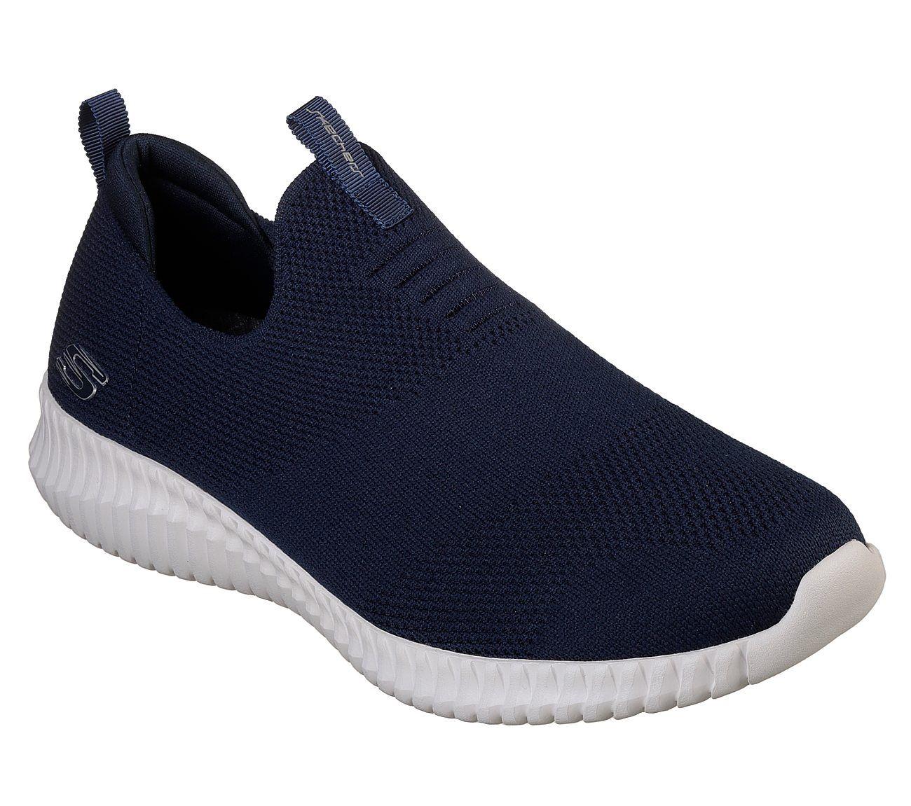 Elite Flex Wasick | Skechers, Dc shoes men, Blue shoes