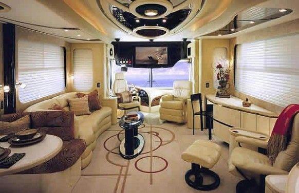Luxury Caravans Interiors Rv Interior Luxury Caravans Luxury Rv