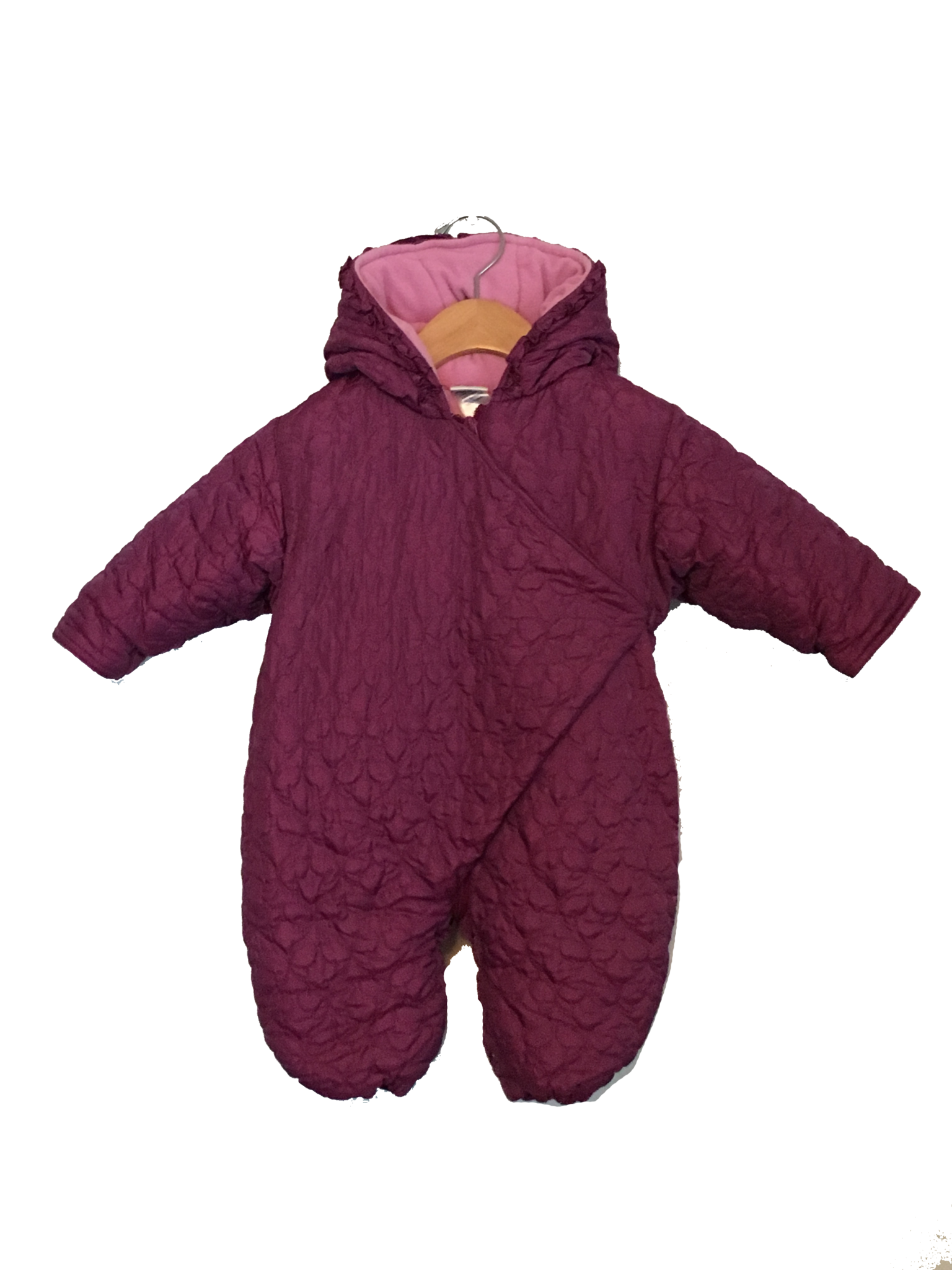 Snowsuit by Absorba- Size 12 Months