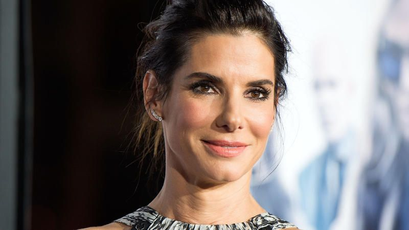 Sandra Bullock attended the LA premiere for Our Brand Is Crisis on October 26, 2015.