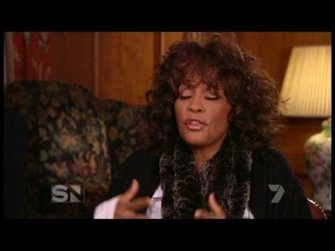 Whitney Houston - Sunday Night Interview (11/1/09) - YouTube