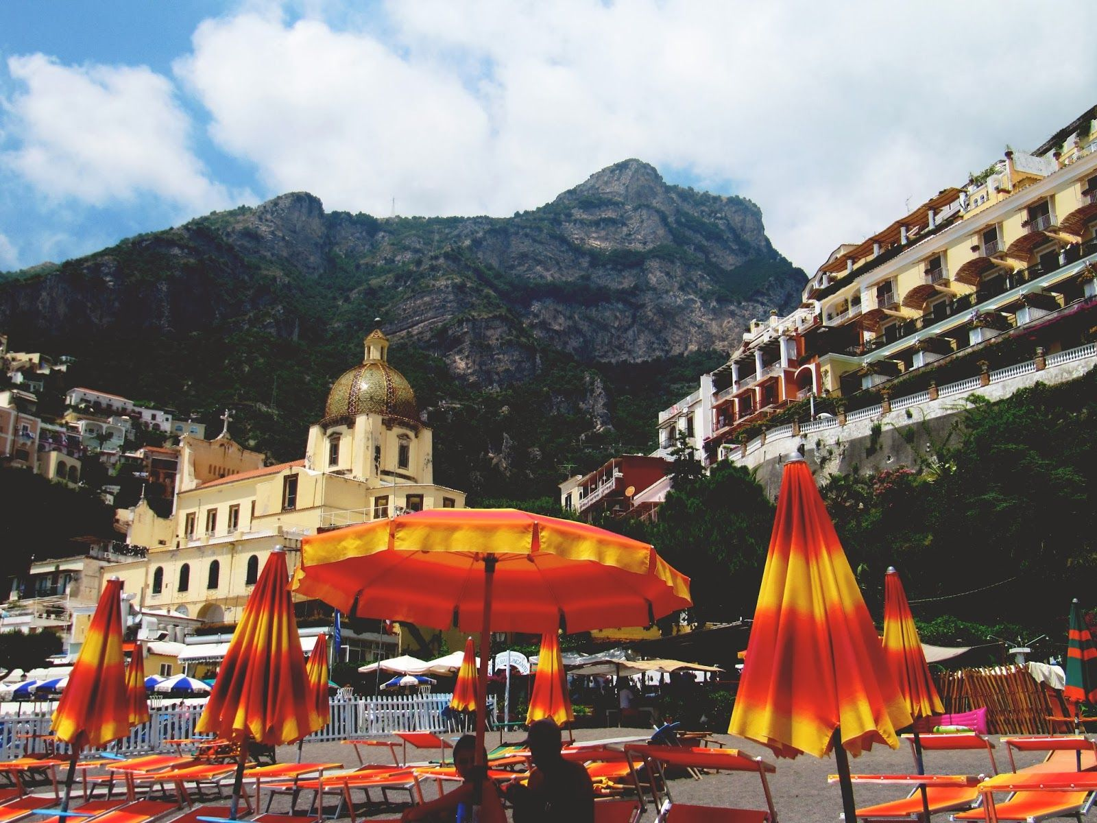 positano, italy // #amalficoast
