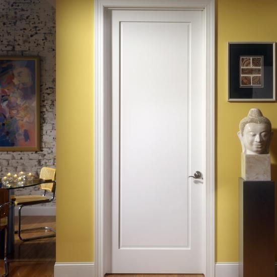 Ts1000 in mdf with square stick ss sticking and raised - Solid core interior doors dallas ...