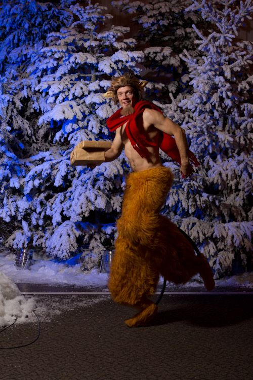Christmas Party Ideas Bristol Part - 46: Mr Tumnus #Narnia #ChristmasParty #Bristol