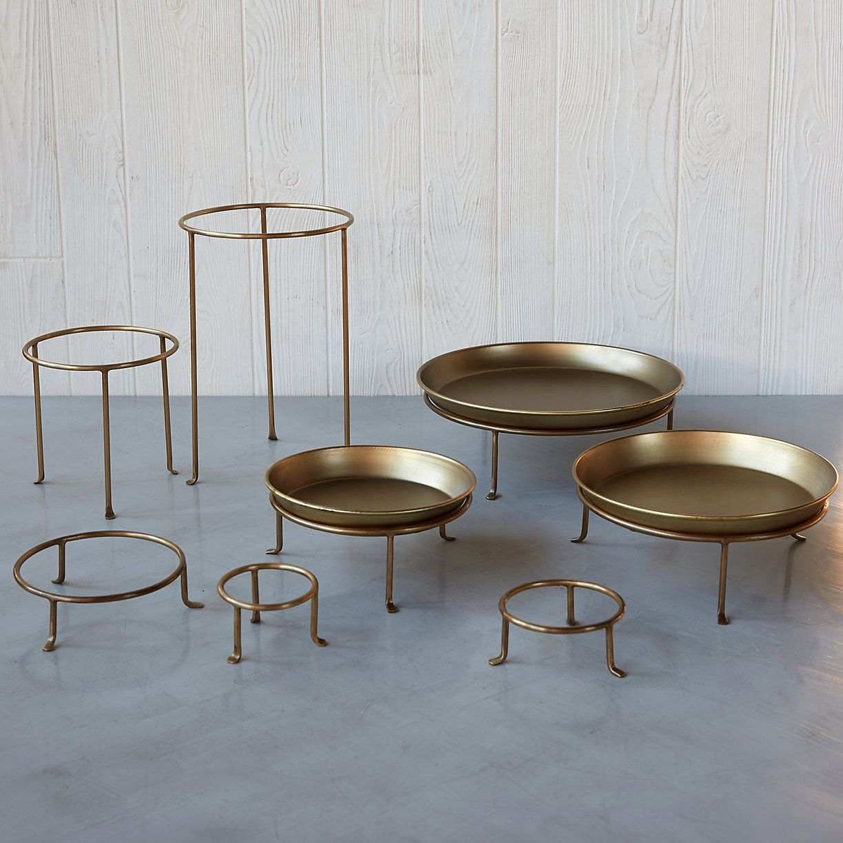 Solid Brass Plant Stand Tall Decor Coffee Table Plant Stand