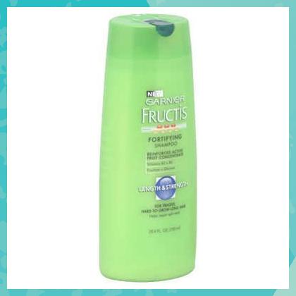 Garniers Length Strength Shampoo and Conditioner